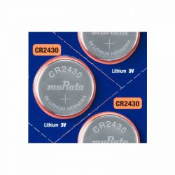Murata CR2430 Lítium Gombelem