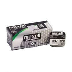 Maxell 337 SR416SW Gombelem