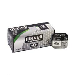 Maxell 357 SR44 Gombelem