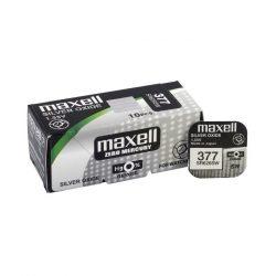 Maxell 377 SR626 Gombelem