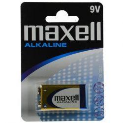 Maxell Alkáli 9V Elem
