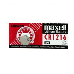 Maxell CR1216 Gombelem
