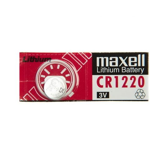 Maxell CR1220 Lítium Gombelem