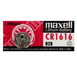 Maxell CR1616 Gombelem