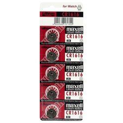 Maxell CR1616 Gombelem
