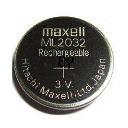 Maxell ML2032 Gombelem Akkumulátor 3V