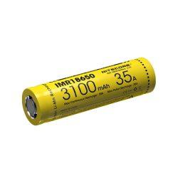Nitecore 18650 IMR Akkumulátor 3100mAh 35A