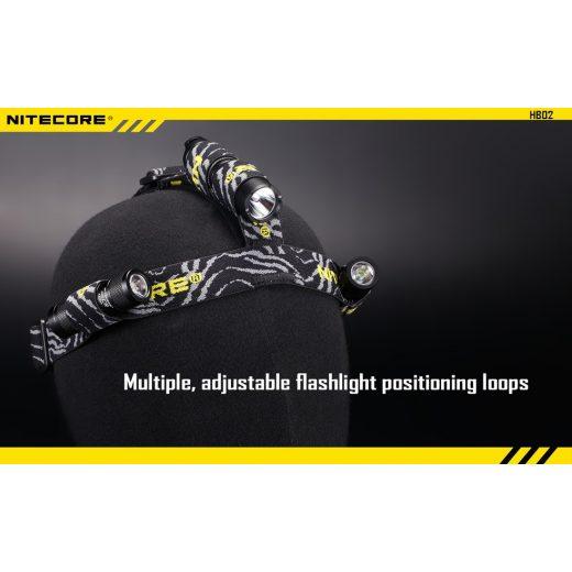 Nitecore HB02 Fejpánt
