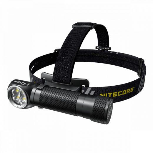 Nitecore HC35 Fejlámpa - 2700 lm - USB - 1x 21700 akkuval