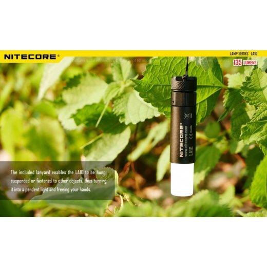Nitecore LA10 CRI Elemlámpa - 85 lm