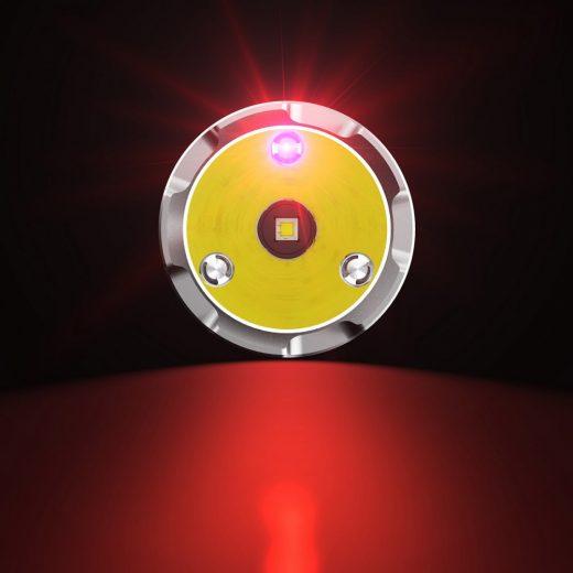 Nitecore MH27 Elemlámpa - 1000 lm - USB