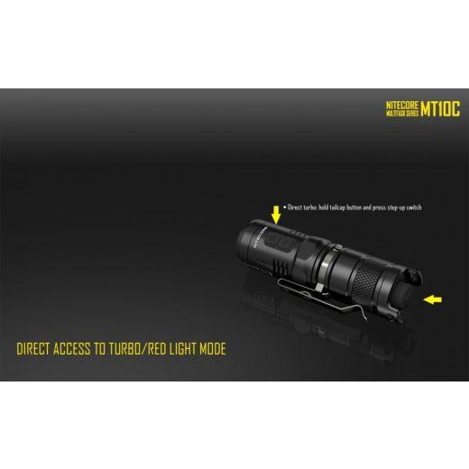 Nitecore MT10C Elemlámpa - 920 lm