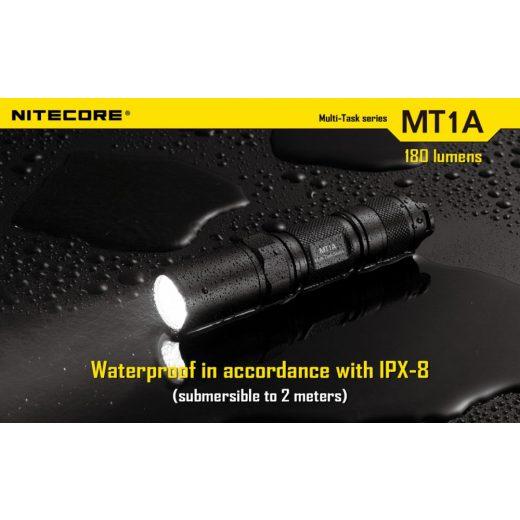 Nitecore MT1A Elemlámpa - 180 lm