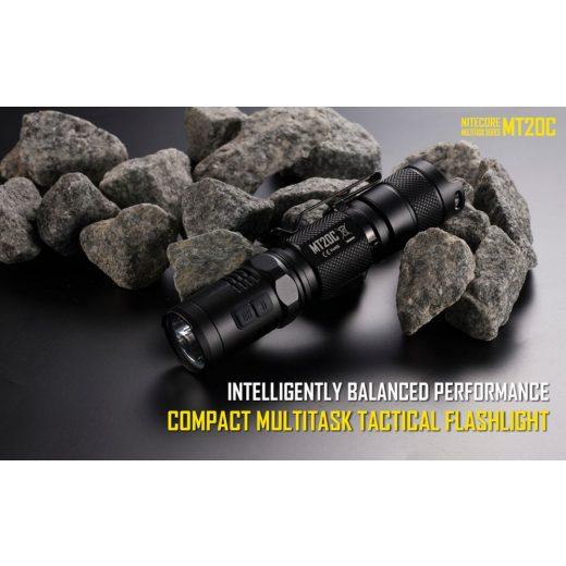 Nitecore MT20C Elemlámpa - 460 lm