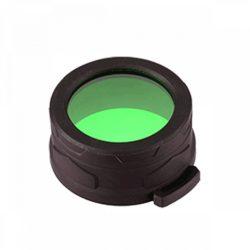 Nitecore NFG50 Zöld Szűrő