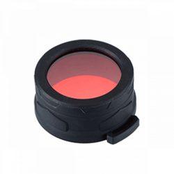 Nitecore NFR50 Piros Szűrő