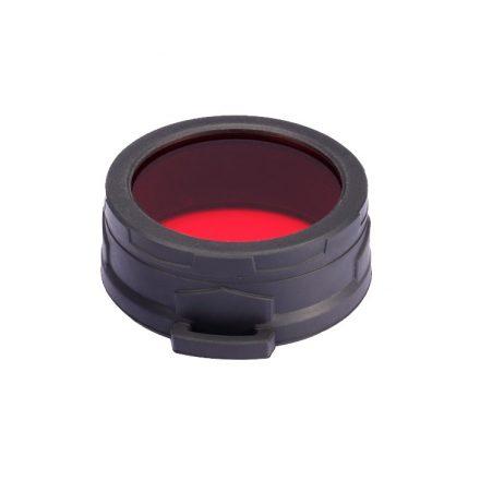 Nitecore NFR60 Piros Szűrő