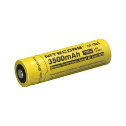 Nitecore 18650 3,6V 3500 mAh védett akkumulátor