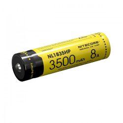 Nitecore 18650 3,6V 3500 mAh HP Li-Ion akkumulátor