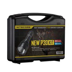 Nitecore New P30 Vadászlámpa Szett