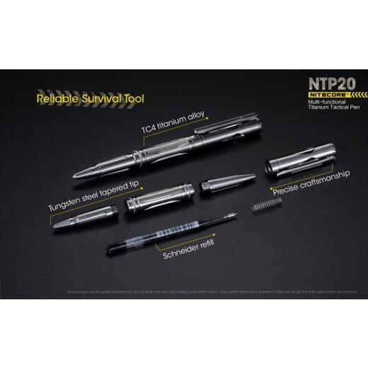 Nitecore NTP20 Taktikai Toll