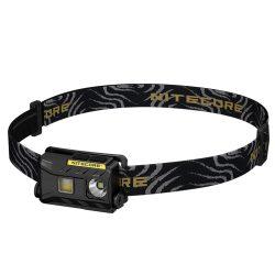 Nitecore NU25 Fejlámpa - Fekete - 360 lm - USB - Beépített Akku