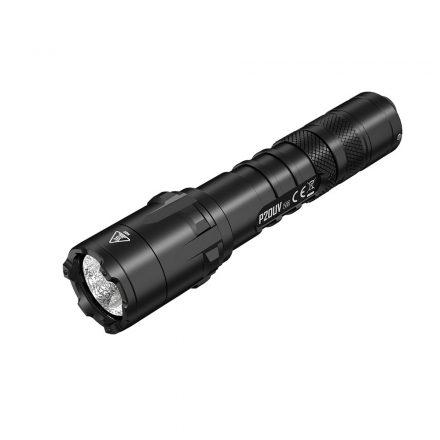 Nitecore P20UV V2 Újratölthető Elemlámpa - 1000 lm + UV
