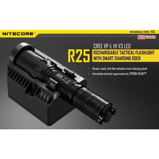 Nitecore R25 Elemlámpa - 800 lm