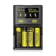 Nitecore SC4 akkumulátor töltő