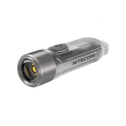 Nitecore TIKI Kulcstartó Lámpa - 300 lm - USB - Beépített Akkuval