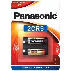 Panasonic 2CR5 Lítium Fotó Elem