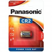 Panasonic Lítium Fotó Elem CR2 B1