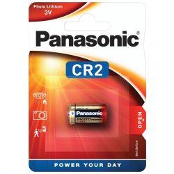 Panasonic CR2 Lítium Fotó Elem