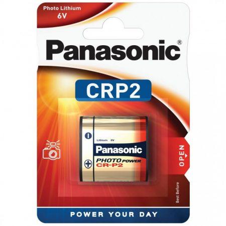 Panasonic Lítium Fotó Elem CRP2 B1