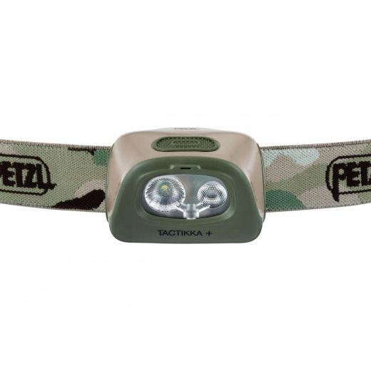 Petzl TACTIKKA+ Fejlámpa - 350 lm - Camouflage