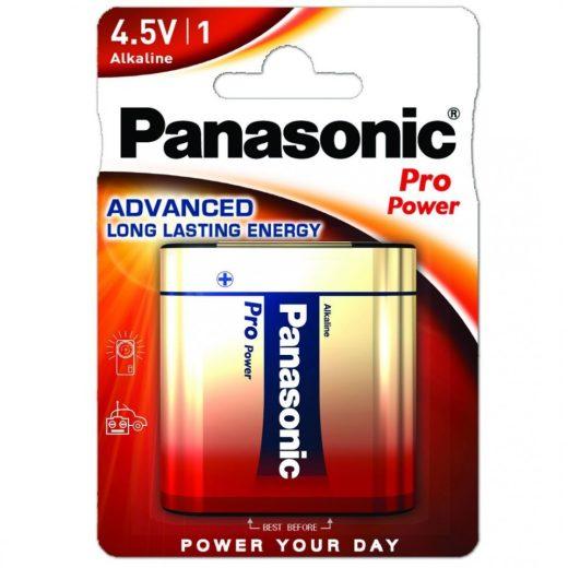 Panasonic Pro Power 4,5V Lapos Elem