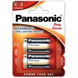 Panasonic Pro Power C LR14 Baby Elem, 2 db