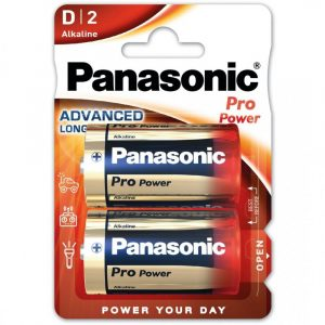 Panasonic Pro Power D LR20 Góliát Elem, 2 db
