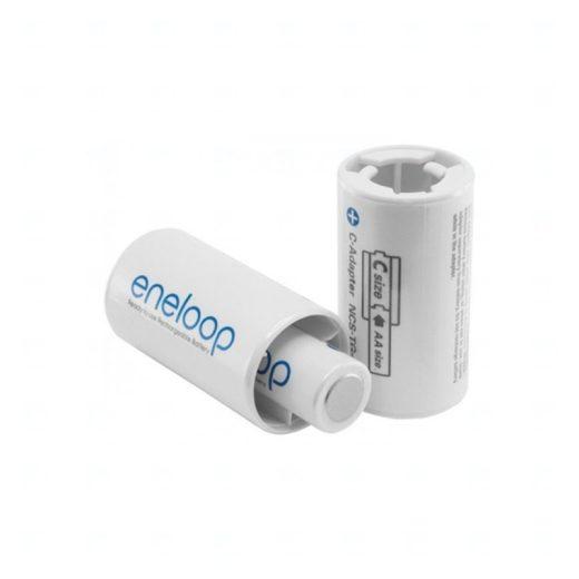 Panasonic Eneloop AA / C adapter