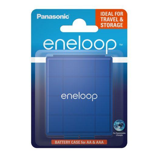 Panasonic Eneloop Elemtartó 4xAA / 4xAAA