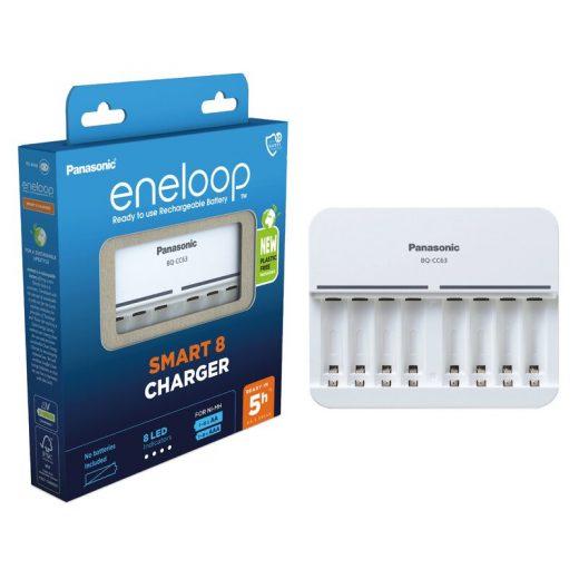 Panasonic Eneloop BQ-CC63 Akkumulátor Töltő