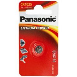 Panasonic CR1025 Lítium Gombelem