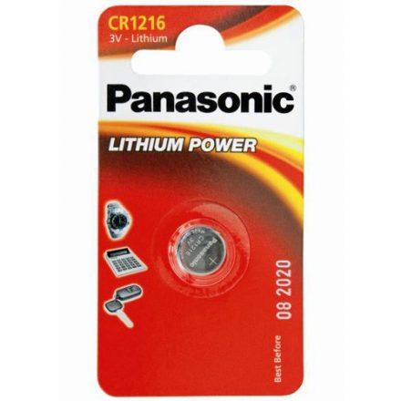 Panasonic CR1216 Lítium Gombelem
