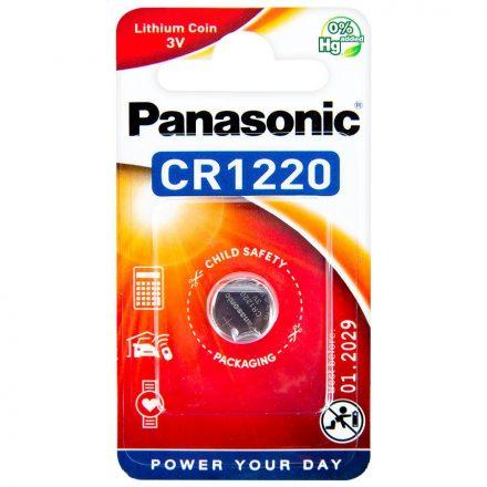 Panasonic CR1220 Lítium Gombelem