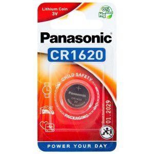 Panasonic CR1620 Gombelem