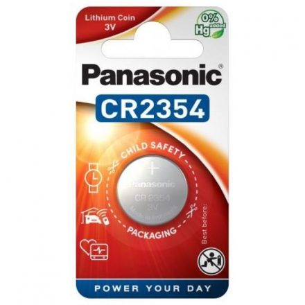 Panasonic CR2354 Lítium Gombelem