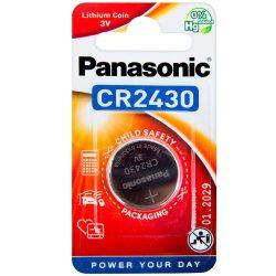 Panasonic CR2430 Lítium Gombelem