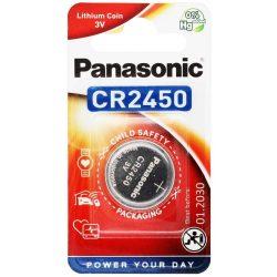 Panasonic CR2450 Lítium Gombelem
