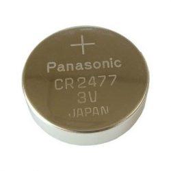 Panasonic CR2477 Lítium Gombelem