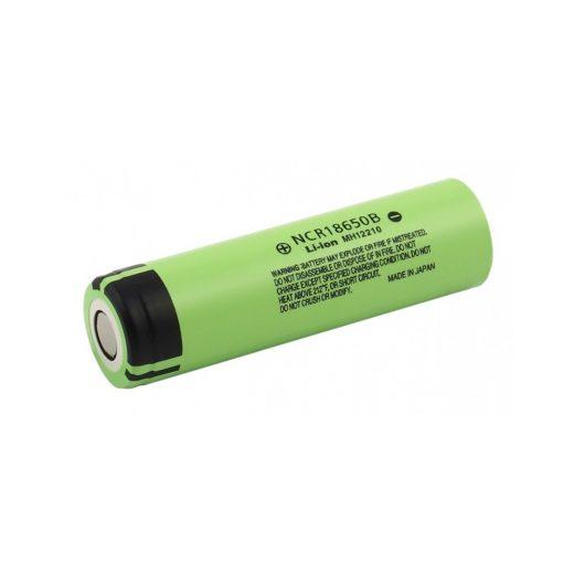 Panasonic NCR18650B 3400 mAh Li-Ion akkumulátor